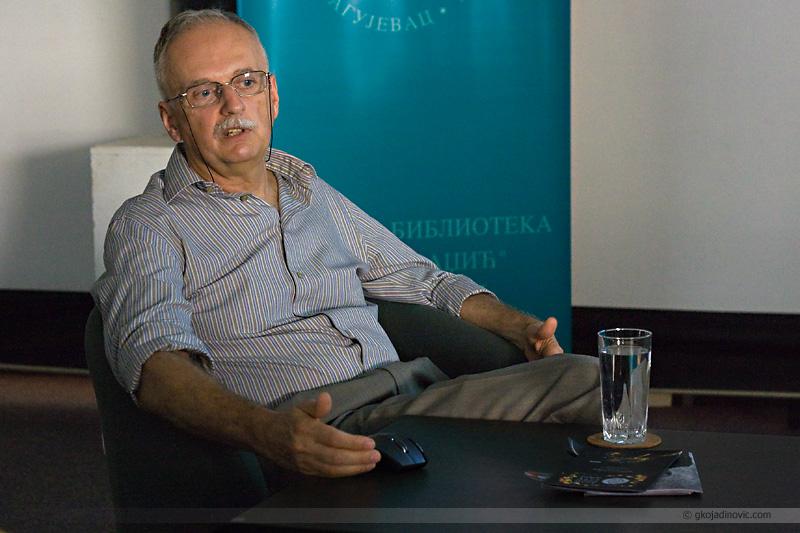 Predavanje Branislava Strugara – Pejzažna fotografija