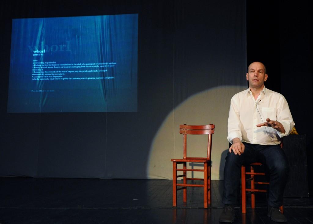 Sa Hofmanovog predavanja u Knjazevsko serpskom teatru