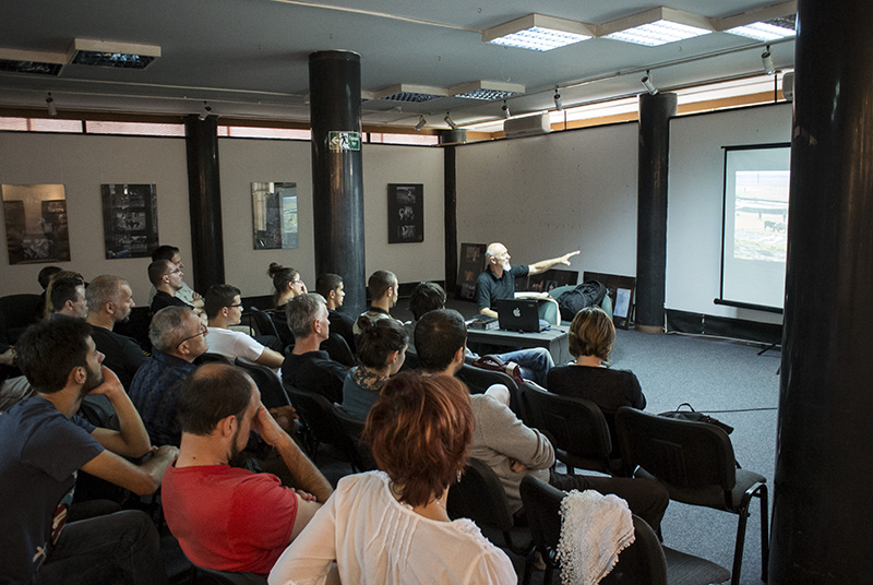 Lecture on Documentary Photography by Dragoljub Zamorović