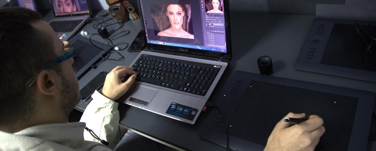 Omnipix radionica Digitalnog retuša i Kompozitinga