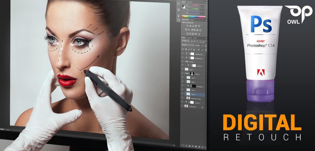 Digital retouch