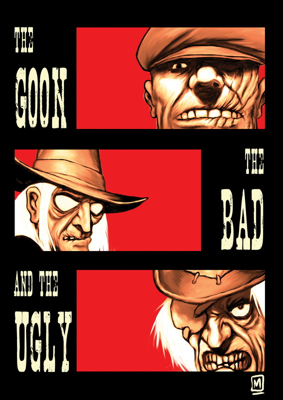 the_goon__the_bad_and_the_ugly_by_milanceshow-d54z018