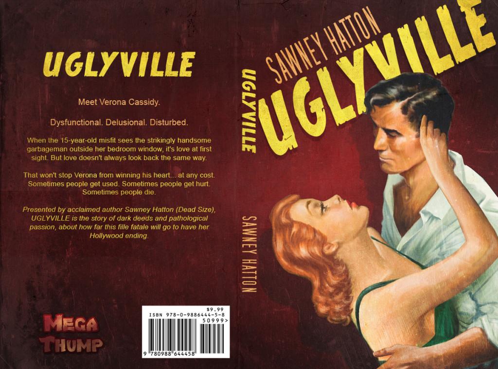 uglyville 44444 flat copy